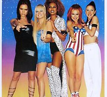 Spice Girls 1997 VMA's  by nickygspice
