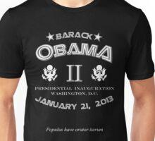 Barack Obama Inauguration Unisex T-Shirt