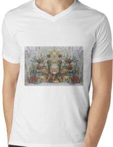 Kris Kringle Mens V-Neck T-Shirt