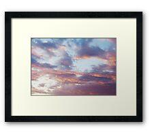 High Light Framed Print