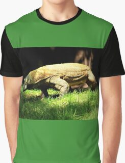 Komodo Dragon Graphic T-Shirt