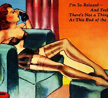 I'm So Relaxed and Feeling Fine by Bill Cannon