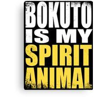 Bokuto is my Spirit Animal Canvas Print