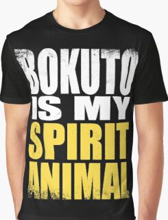Bokuto is my Spirit Animal Graphic T-Shirt