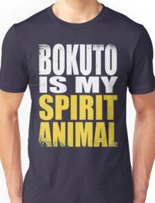 Bokuto is my Spirit Animal Unisex T-Shirt