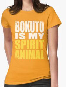 Bokuto is my Spirit Animal Womens Fitted T-Shirt