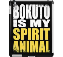 Bokuto is my Spirit Animal iPad Case/Skin