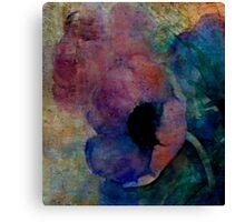Morning Flower - Digital Art Print Canvas Print