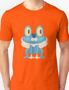 Froakie - rough shaded T-Shirt
