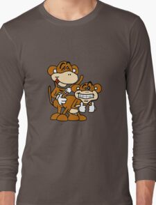 monkey love! Long Sleeve T-Shirt