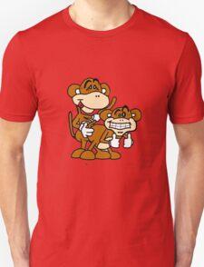 monkey love! Unisex T-Shirt