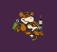 drunken monkeys Unisex T-Shirt