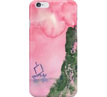 Ship on the Horizon iPhone Case/Skin