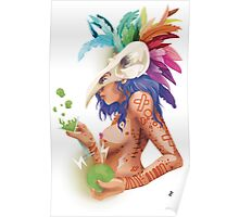Witchdoctor Poster