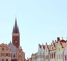 Tell them of Telc.  by jeune-jaune