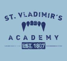 St. Vladimir's Academy Logo by lsabriinar