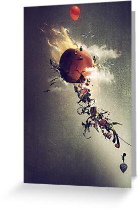 Peach by grafoxdesigns