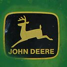Nothing Runs Like a Deere by Betty E Duncan © Blue Mountain Blessings Photography