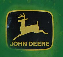 Nothing Runs Like a Deere by BettyEDuncan