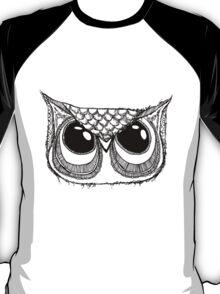 Giant eyes Owl 2 T-Shirt