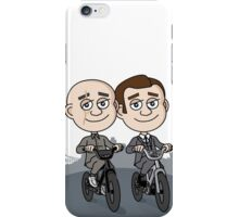 Blofeld & Bond iPhone Case/Skin