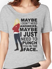 Emma Swan - Maybe I Don't Need Answers Women's Relaxed Fit T-Shirt