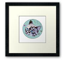 Hedwig the Adventurer Framed Print
