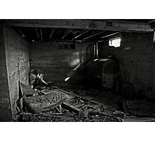 Sorrow Photographic Print