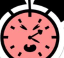 One Cute Wake up Service Sticker
