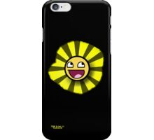 awesome face iPhone Case/Skin