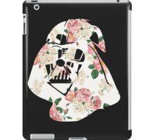 Floral Helmet iPad Case/Skin