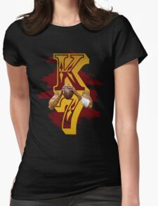 Kaepernick 7 Womens Fitted T-Shirt