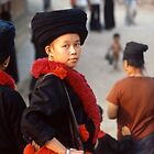 Hmong girl by nigelphoto