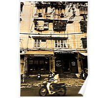 Saigon Street Poster