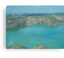 Flight from One Arm Point (Bardi) to Talbot Bay, Western Australia 2 Canvas Print