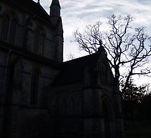St Peter's, Parkstone by Justine Armstrong