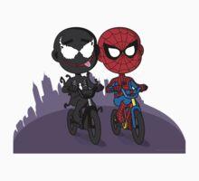 Venom & Spidey One Piece - Long Sleeve