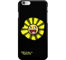 awesome face... iPhone Case/Skin