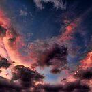 Cloud 20121024-36 by Carolyn  Fletcher