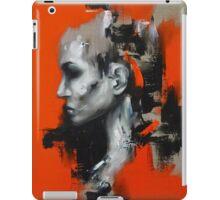 Orange, Monday. iPad Case/Skin