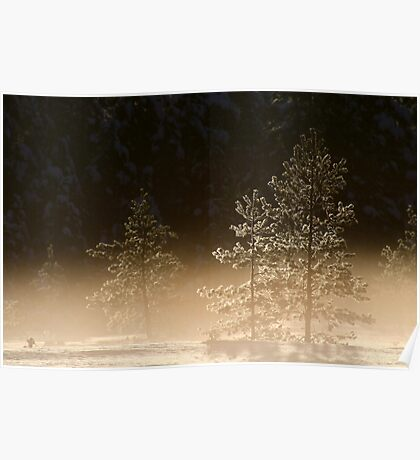 21.1.2013: Cold, Beautiful Morning II Poster