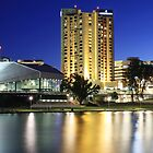 Adelaide overlooking the River Torrens by BBCsImagery