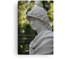 Alexander the Great Bust Canvas Print