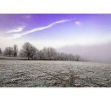 Freezing Fog Photographic Print