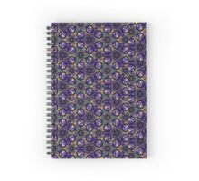 Blueberry Mash-up Spiral Notebook