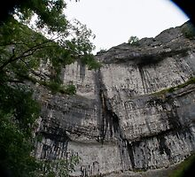 Malham Cove - A Different View by James Kowacz