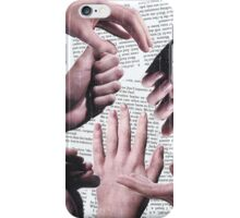 Reach Out iPhone Case/Skin