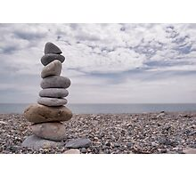 Getting Your Zen On at Rapid Bay, South Australia Photographic Print