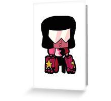 Garnet chibi Greeting Card