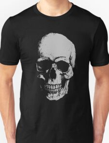 Skull Tshirt - SEMI TRANSPARENT T-Shirt